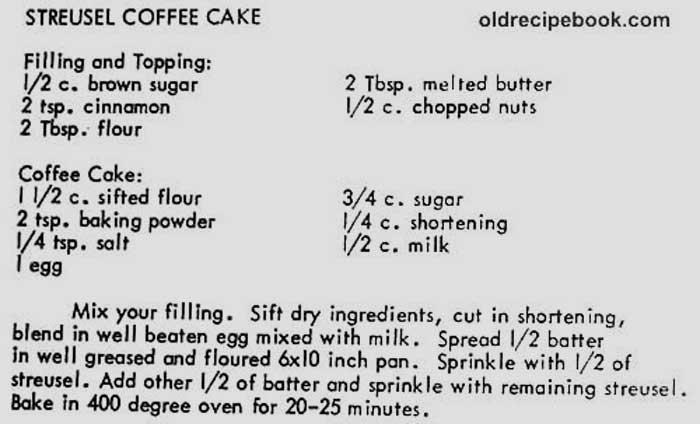 Bisquick recipe cake