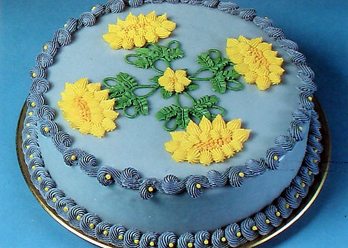 cake yellowflowers jpg