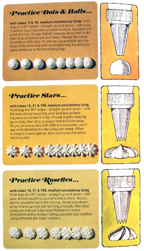Step 4 Practice Your Cake Decorating Easy Tutorial