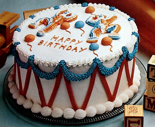 Birthday Cake Ideas Vintage Recipes And Decorating Tips