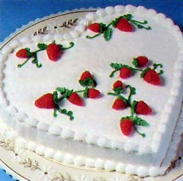 How To Keep Strawberries From Leaking On A Cake