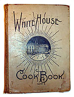 1922 White House Cookbook 1922