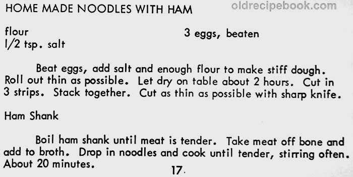 How to cook a ham shank