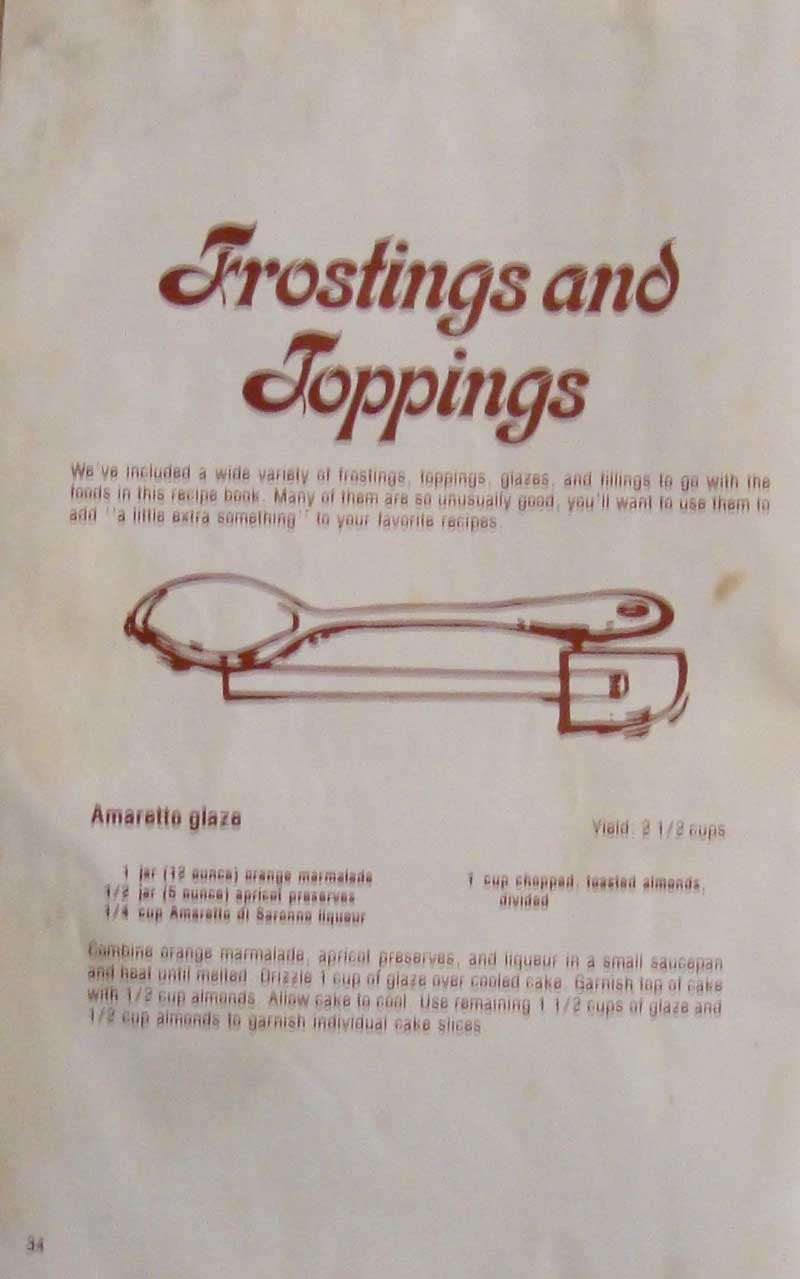 Old Sunbeam Mixmaster Instructions And Recipes Booklet